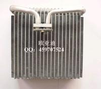 Refine automotive air conditioning evaporator core evaporation tank evaporator core heat-dispersing net aluminum