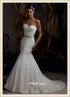 2013 . fashion tube top wedding dress luxury bride wedding