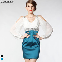 2012 autumn one-piece dress long-sleeve ladies tuck