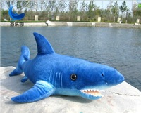 New Factory direct Selling toy  home decoration pillow cushion plush toys Paradise Sea Shark Soft toy gifts Free shipping
