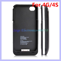 3200mah Battery Case for iPhone 4 4s power pack