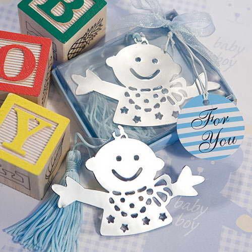 40pcs/lot Free Shipping Kid Shape Promotion Antique Silver Fashion Bookmarks Wholesale LI13052202(China (Mainland))