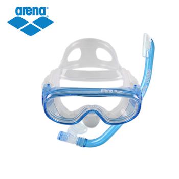 Arena ariana submersible mirror breathing tube underwater breathing apparatus submersible set
