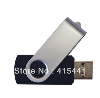 FREE shipping,--customized logo swivel usb flash drives bulk cheap,8GB  flash drive bulk,customized products with logo