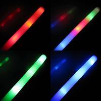 Free shipping 30pcs Bar concert supplies oversized foam sponge stick neon stick light sticks