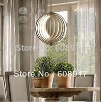 Dia 34CM Free Dia 34CM Free Shipping Fashion Creative Dammark Panton Moon Pendant Light White Suspension Lamp Classical