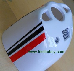 Front Cowling for big cessna 182 epo rc plane model Free shipping(China (Mainland))