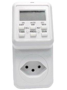 tradicional lcd temporizador eléctrico