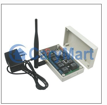 Android Mobile Phone Smartphone WIFI Controller 8 Channel Relay Output(China (Mainland))