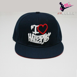Hiphop hip-hop baseball cap bboy hiphop adjustable cadet cap embroidery logo baseball cap(China (Mainland))