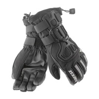 Hot Sale New Fashion Leather Motorcycle Single Board  D-IMPACT 5 D-DRY Ski Gloves