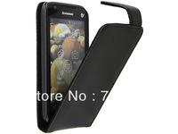 Full protection  leather flip case for lenovo s890, with retail package free shipping