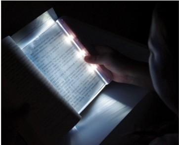 Book light tablet reading light portable widen the reading lamp, reading lamp, updated version(China (Mainland))
