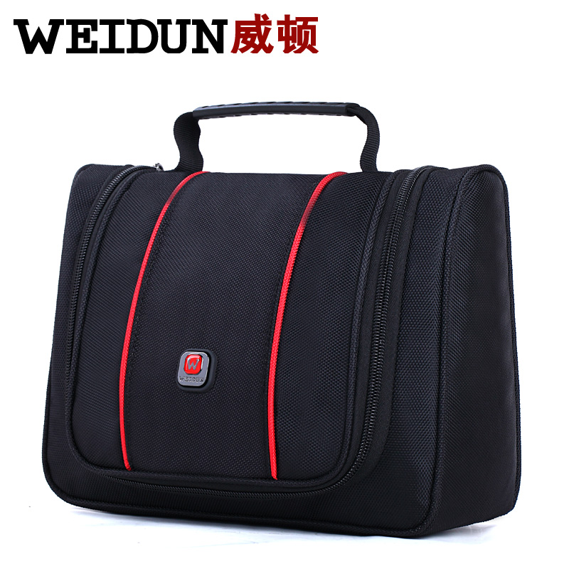 Weton wash bag toiletries bag cosmetic bag outdoor waterproof travel products bag set(China (Mainland))