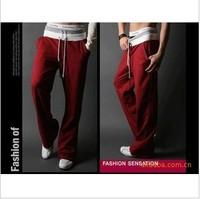 Summer Wear New Arrival Free Shipping Men's Casual Pants 3Pcs/Lot Men Sport Pants