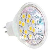 5pcs/lot G4 Base Dimmable MR16 led bulb smd bulb led lamp MR16 led lamp light 12VDC 12LED 5050SMD 2.4W
