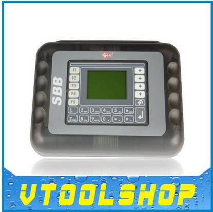 [Free Shipping] Top Quality SBB Key Programmer V33.02 For Multi-brand Silca Sbb key 2013 Newest Version V33.2 In Factory Price(China (Mainland))