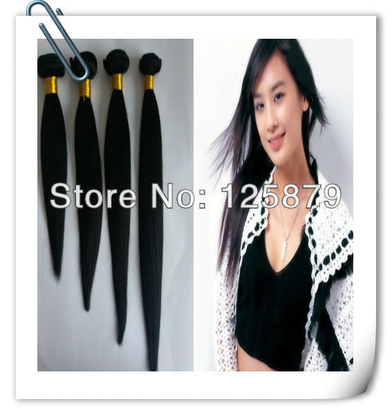 2013 popular sales mix size,3pcs/Lot,natural straight queen weave beauty malaysian virgin hair,firm weft,hair bouncy longevity(China (Mainland))