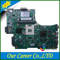 Laptop motherboard for Toshiba L650 L650D L655 L775 motherboard V000218020