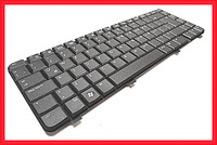 Free Shipping 100% Brand New Original US Matte version aptop Keyboard for HP Pavilion Compaq DV4 Black P/N 570755-001