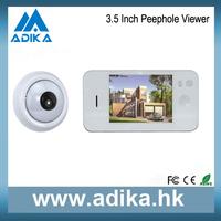Fashion Shape Large Screen Digital Peephole Viewer  ADK-T122