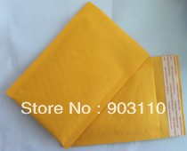 "Size 6x8 "" KRAFT BUBBLE MAILERS PADDED MAILING ENVELOPE BAG SHIPPING SUPPLY bubble kraft box krate tag kraft paper(China (Mainland))"