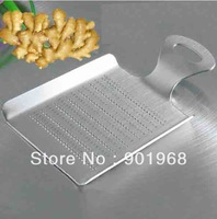 12pcs/set Stainless steel garlic mill-ginger mill-garlic ginger masher-kitchen masher