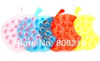 Free Shipping 10Pcs/Lot High-Quality New Strong Double Sided Sucker In Bathroom With Pvc Suction Cups