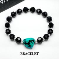 925 pure silver bracelet natural turquoise bracelet lovers fashion accessories