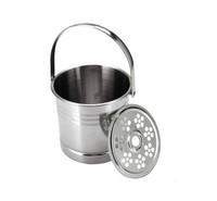 Stainless steel ice bucket handle ice bucket belt ice bucket ice-pail