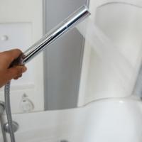 Free shipping copper handheld pressurized shower head,HR385