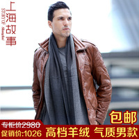 2013 spring diamond pattern cashmere high quality commercial thermal male scarf