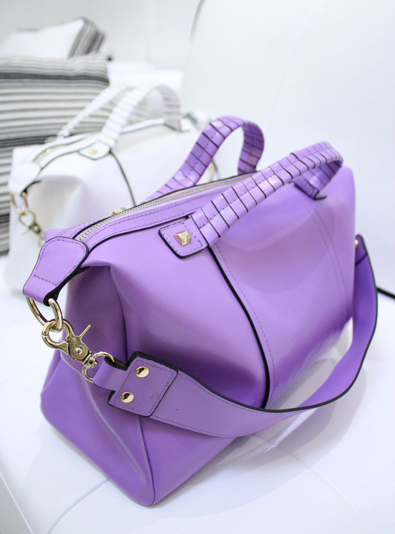 2013 women's handbag fashion cowhide genuine leather ice cream candy color handbag(China (Mainland))