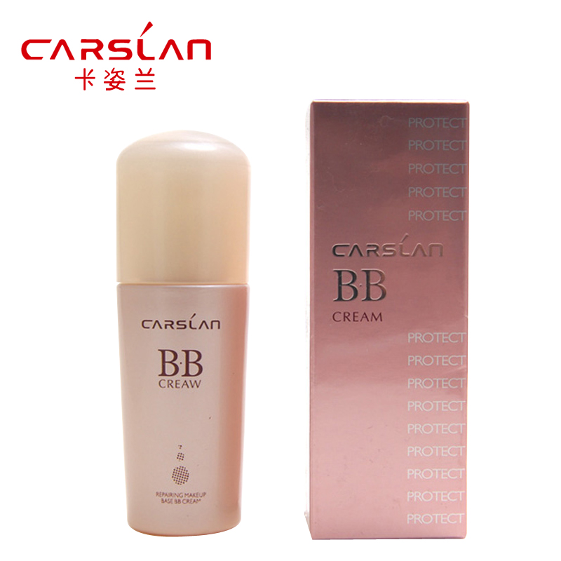 Carslan energizing xiu yan nude makeup bb moisturizing whitening moisturizing concealer brighten isolation(China (Mainland))