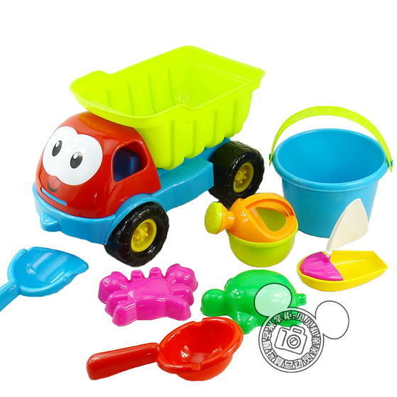 Toy Large atv 3c beach toy beach bucket sand car baby toy(China (Mainland))