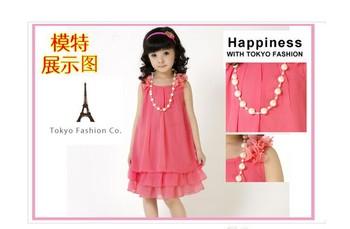 2013 new Korean Chiffon Dress