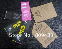 Custom clothing label,Hang tag for garment,bag,shoe,dress and polo shirts,high quality paper material,printed or embossed logo