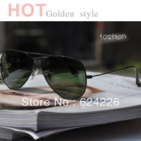 2013 NewBlack frame with order branded sunglass,fashion design sunglass free shiping