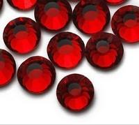 Free shipping1440pcs ss16  LT. SIAM flat back rhinestone,Non Hot Fix Rhinestones,crystal rhinestone decoration for diy nail art