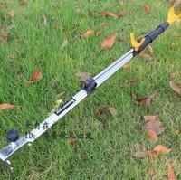 Horse 2.1 meters mount rod mount aluminum alloy mount