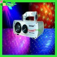 Mixed RGY DJ Stage Laser Lighting 3W RGB LED SKY Galaxy Xmas Party Lighting