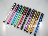 10 Colors Capacitve Touch Pen for iPhone, iPad, iTouch, Samsung Galaxy, Samsuang Pad,Screen Touch Pen for iPhone 4S 4G,tablet PC