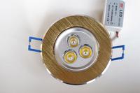Moder high-power 3w LED spotlights commercial lighting home lighting energy-saving lamps