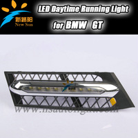 Super Bright Original Size Replacement to LED Daylight DRL for BMW 5 Series GT 2010-2012 Daytime Running Light