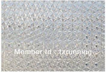 3D opaque glass film,self-adhesive glass film,Window glass film