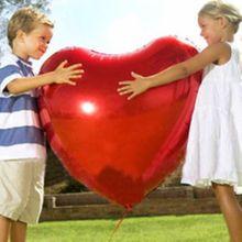 love balloon promotion