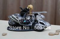 Free Shipping Fate Zero Saber Motored Cuirassier Figure 1/8 Scale PVC Figures Model