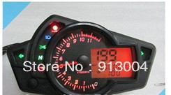 motorcycle part. universal used motorcycle meter /freeshipping free shipping by FEDEX ARRIVED 5-7 DAYS(China (Mainland))