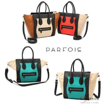 2013 New famous designer brand fashion women small handbag smile face phantom totes shoulder bag, free shipping