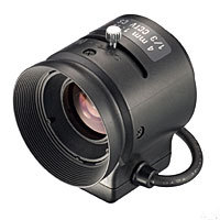 Tamron 13FG04IR 1/3 in. 4 mm F1.2 CS DC auto iris near-infrared corrected Free Shipping